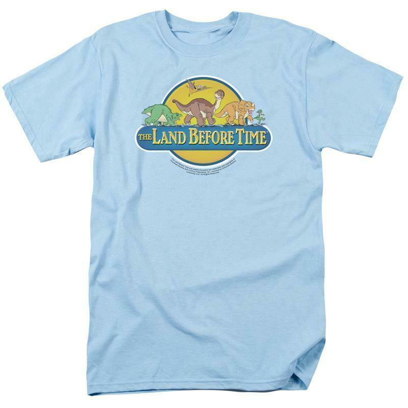 The Land Before Time Retro 80's Movie The Great Valley graphic tee UNI112