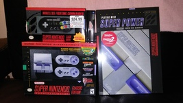 SNES Classic Edition Super Nintendo Console Modded Added Games - $194.95