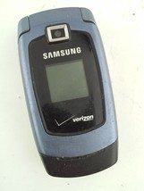 Samsung Snap SCH U340  Blue Verizon Cellular Phone - $15.67