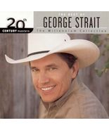 20th Century Masters - Millennium Collection: Best of George Strait (CD,... - $9.00