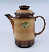 Winterling Pfalzkeramik Hartsteingut Sahara Brown Coffee Tea Pot Made in... - $48.90