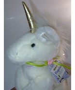 Aurora Flopsies Unity Unicorn Plush Stuffed Ani... - $14.50