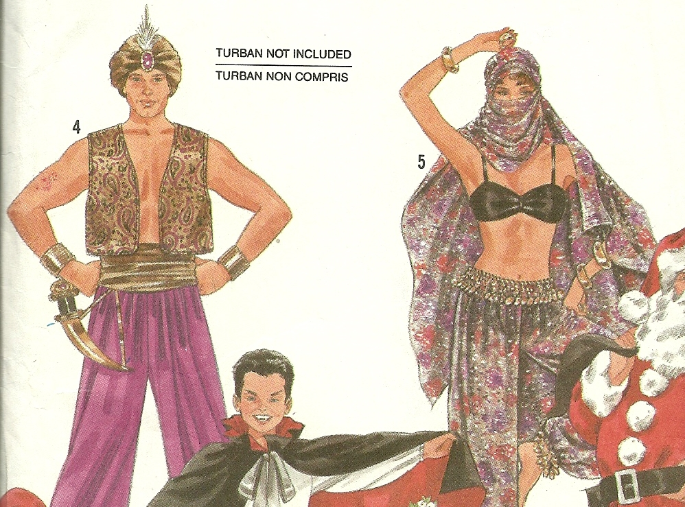 Simplicity Sewing Pattern 9892 Costume and similar items