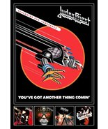 "Judas Priest ""YGATC'"" Screaming For Vengeance Era Stand-Up Display - Alb... - $15.99"