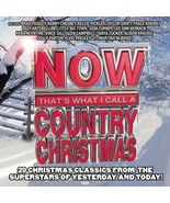 NOW That's What I Call A Country Christmas - $39.32