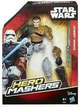 "Star Wars Hero Mashers Kanan Jarrus avec Sabre Laser 6 "" Figurine Jouet - $12.38"