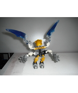 lot of  4   lego  bionicle  +  30  extra  pieces - $24.99