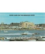 Vintage Postcard River Cade on the Missouri River Iowa Unused - $5.93