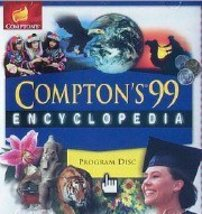 Comptons Encyclopedia 99 (Jewel Case) [CD-ROM] Windows NT / Mac / Linux ... - $3.99