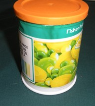 Vtg. Fisher Price Fun with Food #2112 Pop Top Can Opener VG-VG+ (H) (Rough Room) image 4
