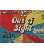 Out of Sight - 20 Original Stars, Original Hits - K-Tel International Re... - $2.79