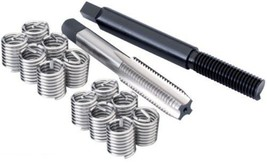 PAPE, Helicoil Thread Repair Kit 1/4-20 x.375 New 12 Inserts, 12 Stainle... - $36.98