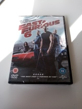 Fast & Furious 6 DVD 2013 New - $3.00