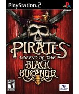 Pirates: Legend of the Black Buccaneer - PlayStation 2 [PlayStation2] - $0.02