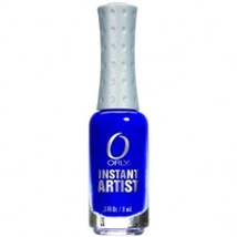 Orly Instant Artist Lacquer Based Nail Lacquer, True Blue, 0.3 Fluid Ounce - $12.95