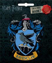 Harry Potter House of Ravenclaw Crest Photo Image Car Magnet NEW UNUSED - $3.99