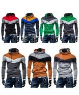 2018 Autumn & Winter Fashion Casual Slim Cardigan Assassin Creed Hoodies... - $34.98
