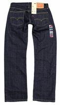 NEW NWT LEVI'S STRAUSS 514 MEN'S ORIGINAL SLIM FIT STRAIGHT LEG JEANS 514-4010 image 3