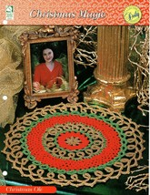 Crochet Pattern - Christmas Ole' - Christmas Magic - House Of White Birches - $2.96