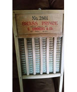 Brass Prince No. 2801 Wash Board - $20.00