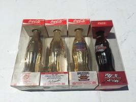 4 Coca-Cola Collectors Series Bottles Sports Collector/Las Vegas/Brickya... - $65.00