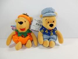 """Disney Store Winnie the Pooh 8"""" Bean Bag Plush w/Tags - $8.59"""