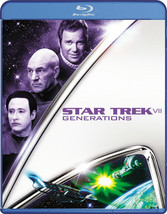 Star Trek 7-Generations (Blu Ray) (Eng/5.1 Dol)