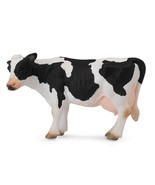 # Breyer CollectA 88481 Friesian Cow  -  exceptional black and white  <> - $12.13