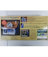 Real Good Toys Beachside Bungalow 1 Inch Scale B1895 Wooden Dollhouse Kit  - $179.99