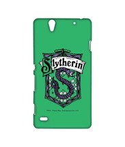 Crest Slytherin - Sublime Case for Sony Xperia C4 - $23.95