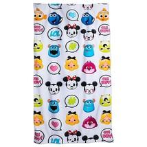 Disney Emoji Beach Towel - $24.95
