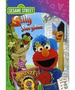 Sesame Street  Silly Storytime: Rapunzel ( DVD ) - $2.75