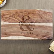 Love & Marriage Exotic Hardwood Cutting Board - $59.95