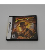 Indiana Jones and the Staff of Kings (Nintendo DS, 2009) game.   - $9.00