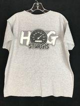 XL HOG Harley Owners Group Davidson Gray T Shirt 2010 Sturgis image 6