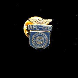 Early AFL-CIO UAW Service Pin