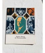 1974 Herbert Hoover, the uncommon man Hoover Presidential Library Assoc.... - $6.87