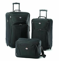 """American Tourister Fieldbrook II 3-Piece Set Nested luggage 21"""" 25"""" Tote... - $106.00"""