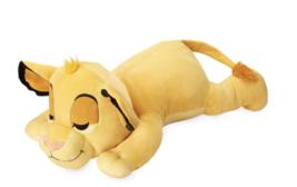 Disney The Lion King Simba Cuddleez Large Plush New with Tags - $46.69