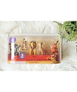 Disney's The Lion King 5 Piece Collectible Figure Set 2019 Movie Figurin... - $21.65