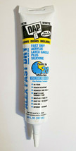 Dap Alex Plus Fast Dry Acrylic Latex Caulk Plus Silicone, 5.5-Ounce Tube... - $11.44
