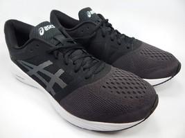 Asics RoadHawk FF Men's Running Shoes Size US 11.5 M (D) EU 46 Black T7D2N