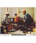 Newman's Law George Peppard Lobby Card 4 - $7.99
