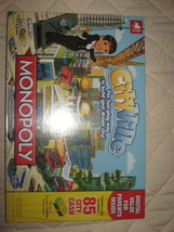 "Monopoly ""Cityville"" game - $13.00"