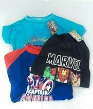 3 Marvel Avengers Large Black Tank Top Character Block Guardians Captain... - $22.29