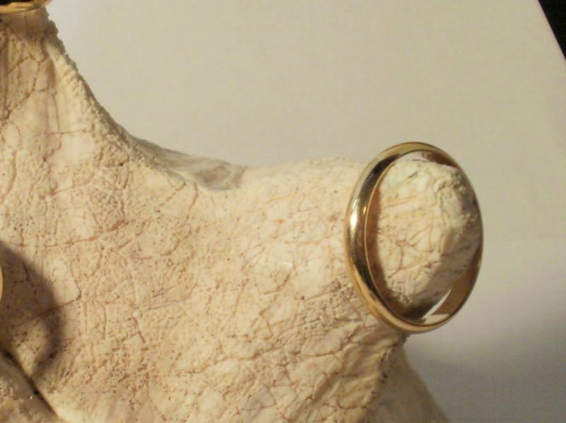 14K Yellow Gold Gep 3MM Wedding Band Ring Sizes 6-13