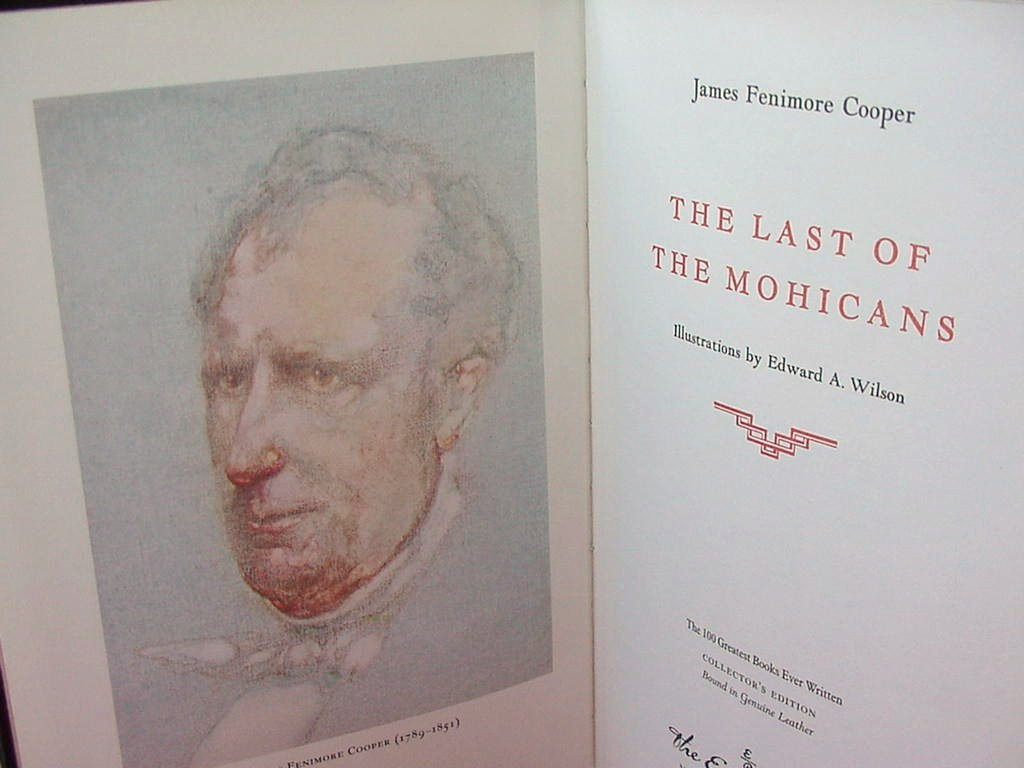 an analysis of the last of the mohicans by james fenimore cooper Detailed analysis of in james fenimore cooper's the last of the mohicans learn all about how the in the last of the mohicans such as hawkeye and uncas contribute to the story and how they fit into the plot.