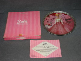 Barbie Campus Sweetheart 1965 Collector Plate Enesco [w/ Box] - $8.00