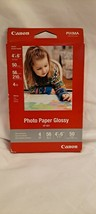 Canon PIXMA GP601 photo paper glossy 4x6 50 count ~New - $7.00