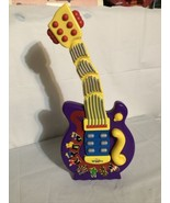 """The Wiggles Dancing Guitar 18"""" Musical Toy Spin Master 2004.  Murray Gre... - $24.00"""